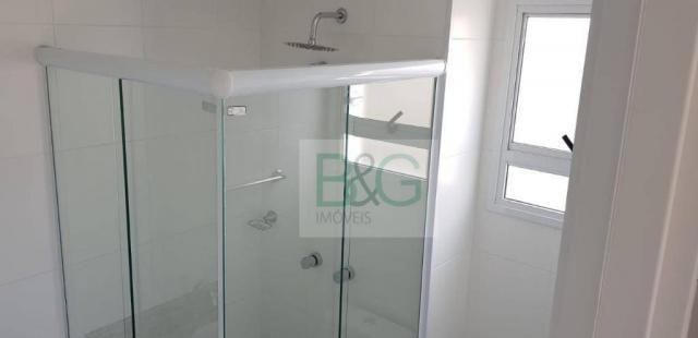 Studio com 1 dormitório para alugar, 34 m² por r$ 2.102,00/mês - ipiranga - são paulo/sp - Foto 16