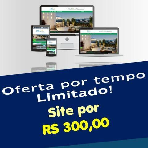 Site WordPress Institucional - 300,00