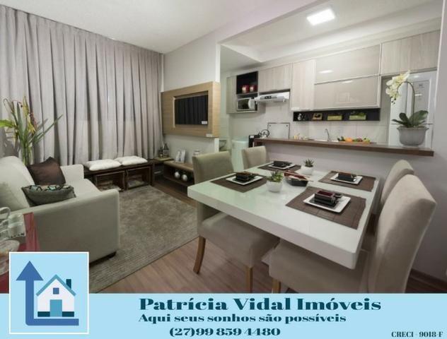PRV56-Apartamento 2qtos com quintal programa minha casa minha vida lazer segurança total - Foto 8