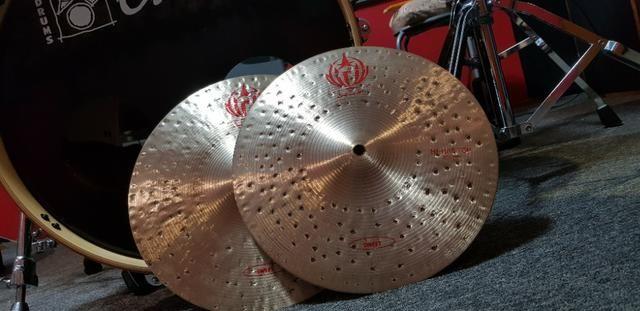 Chimbal Diril Cymbals Sweet Serie 13 - Foto 2