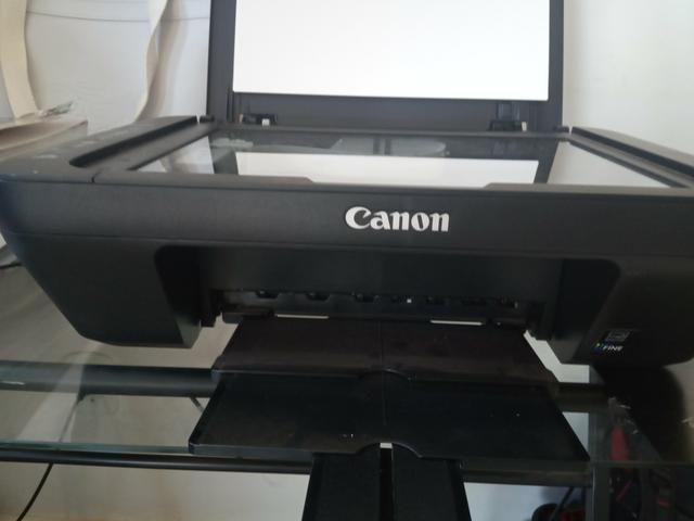 Impressora multifuncional Canon pixma - Foto 2
