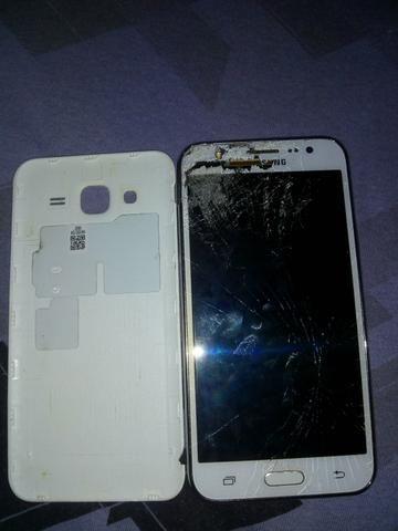 Samsung j5 normal novo para retirada de peças, gastarei muito pra arrumar