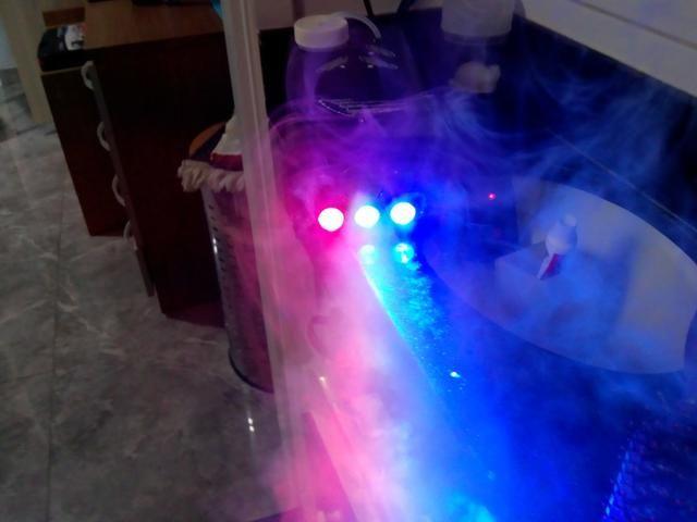 Fog machine máquina de fumaça NOVA