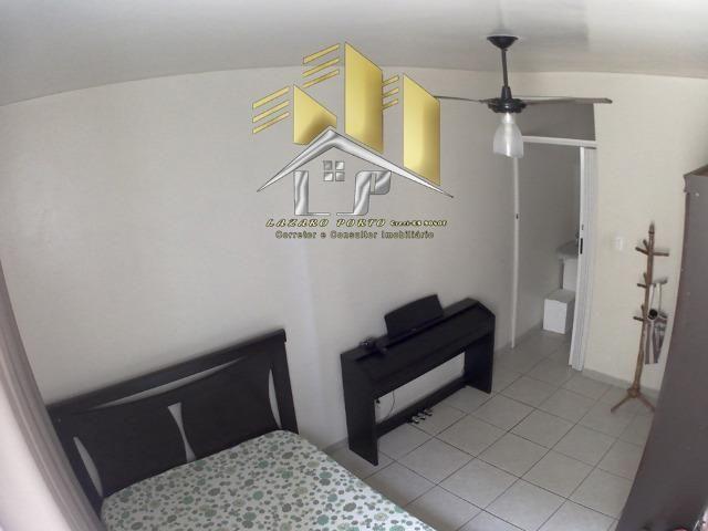 Laz - 58 - Apartamento de 1Q ideal para final de ano