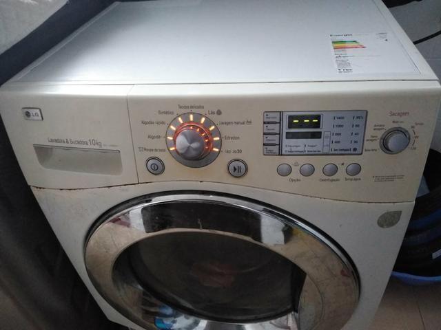 Lava e seca LG 10.5 kg