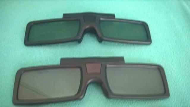 2 Óculos 3D Ativo p  tv Philips 8d2bab44f2
