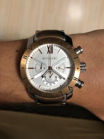 b5921d6f90bbd Relógio BVLGARI - Bijouterias, relógios e acessórios - Santa ...