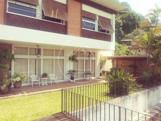 Casa à venda com 4 dormitórios em Jardim botânico, Rio de janeiro cod:840009 - Foto 3