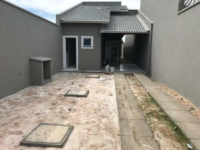 Casas planas no Eusébio estrada do fio, 3 quartos 2 vagas