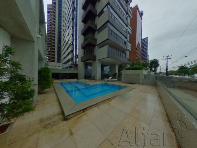 Apartamento 4 suítes Beira mar, vista Mucuripe - Foto 2