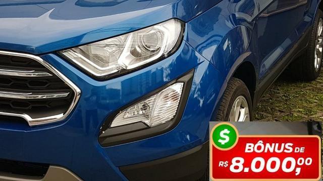 Ford Ecosport Titanium 2.0 Flex Automática 2018
