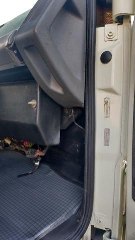 Ford Cargo 1622 truck 6x2 com caçamba Rosseti 10m3 unico dono - Foto 14