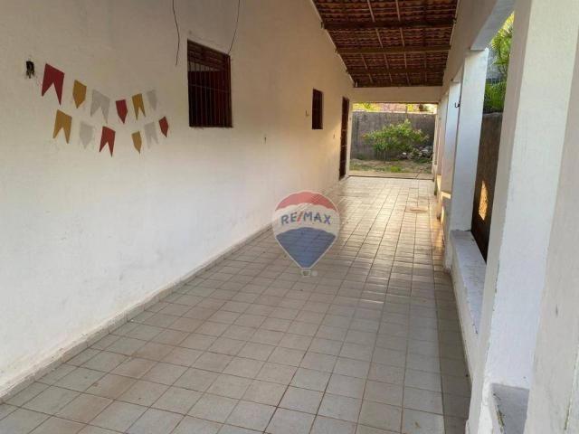 Casa com 3 dormitórios à venda, 76 m² por R$ 150.000,00 - Jacumã - Conde/PB - Foto 7