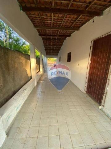 Casa com 3 dormitórios à venda, 76 m² por R$ 150.000,00 - Jacumã - Conde/PB - Foto 8