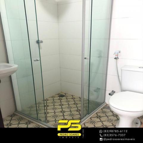 Apartamento com 2 dormitórios à venda, 68 m² por R$ 230.000 - Expedicionários - João Pesso - Foto 5