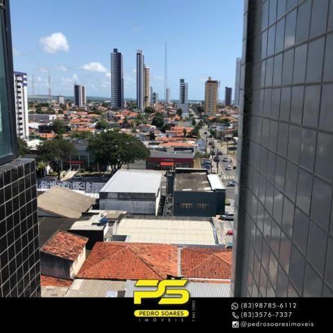 Apartamento com 2 dormitórios à venda, 68 m² por R$ 230.000 - Expedicionários - João Pesso - Foto 10