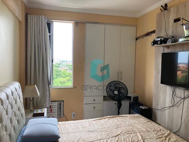 Apartamento com 3 dormitórios à venda, 60 m² por R$ 230.000 - Parangaba - Fortaleza/CE - Foto 13
