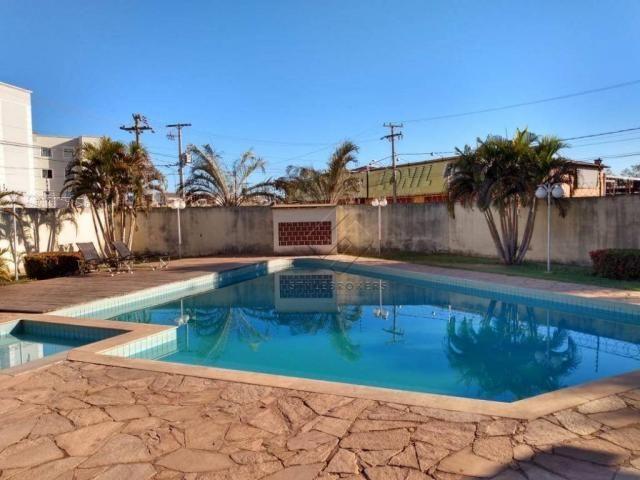 Apartamento com 2 dormitórios à venda no condomínio Portal do Rio, 64 m² por R$ 180.000 -  - Foto 6