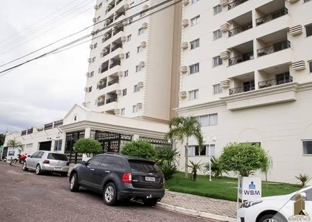 Apartamento para alugar com 3 dormitórios em Quilombo, Cuiabá cod:19413