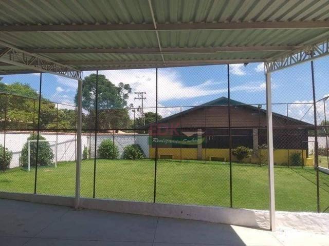 Rancho com 1 dormitório para alugar por R$ 3.800,00/mês - Granjas Rurais Reunidas São Juda - Foto 10