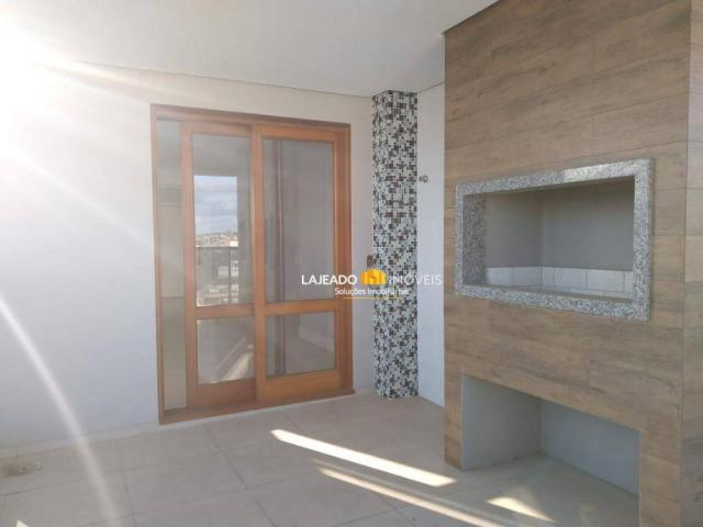 Apartamento para alugar, 182 m² por R$ 3.185,00/mês - Centro - Lajeado/RS - Foto 10