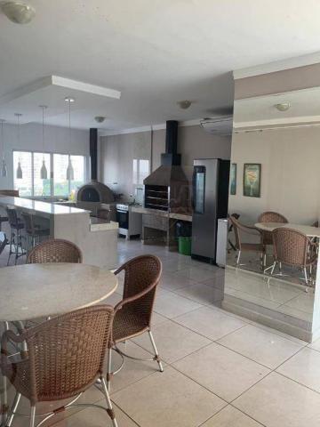Apartamento Flat no Della Rosa 1 com 1 dormitório à venda, 47 m² por R$ 190.000 - Ribeirão - Foto 5