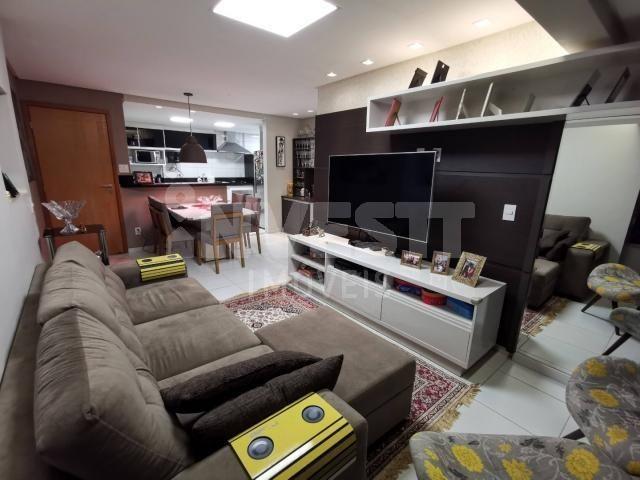 Apartamento à venda com 3 dormitórios em Setor leste universitário, Goiânia cod:621207 - Foto 7