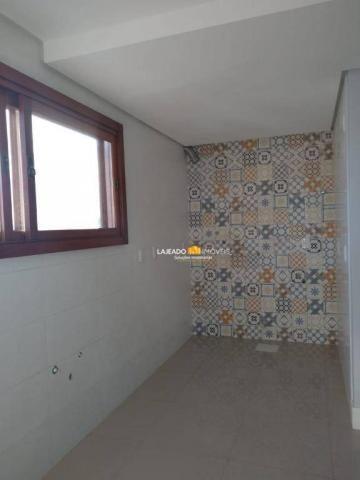 Apartamento para alugar, 182 m² por R$ 3.185,00/mês - Centro - Lajeado/RS - Foto 5