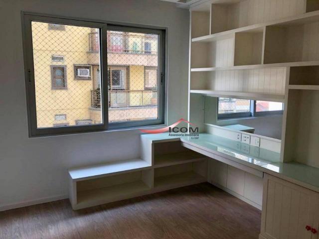 Apartamento com 3 dormitórios para alugar, 330 m² por R$ 50.000,00/mês - Ipanema - Rio de  - Foto 5