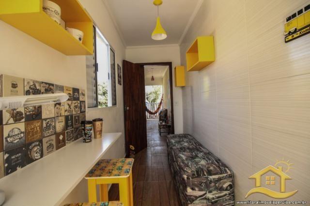 Casa à venda com 2 dormitórios em Veneza, Peruíbe cod:3563 - Foto 16