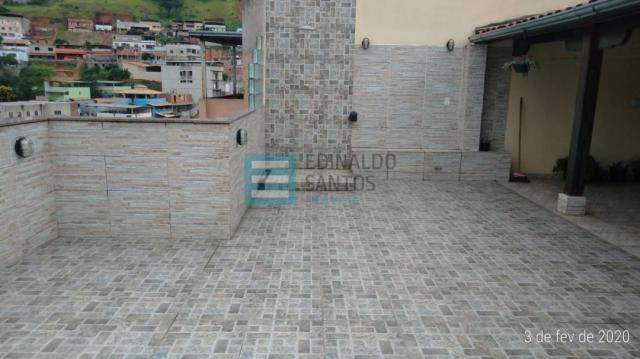 Santa Cruz - Rua Simeão de Farias - espetacular cobertura sala 3/4 4 vagas - Foto 2