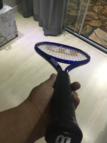 Raquete de tênis wilson nova - Foto 4