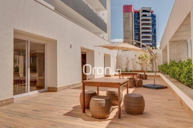 Apartamento com 5 dormitórios à venda, 382 m² por R$ 3.019.000,00 - Setor Oeste - Goiânia/ - Foto 20