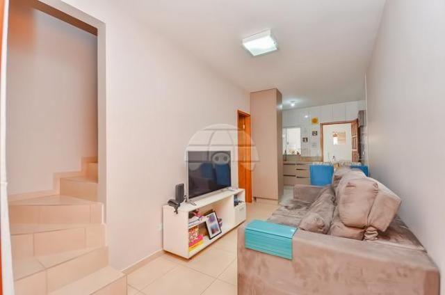 Casa à venda com 2 dormitórios em Sítio cercado, Curitiba cod:925354