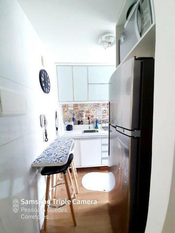 Apartamento 2 Quartos 1 Vaga 49 m² com Lazer Móveis Planejados Aceita Permuta - Foto 9