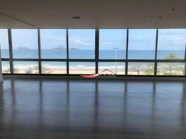 Apartamento com 3 dormitórios para alugar, 330 m² por R$ 50.000,00/mês - Ipanema - Rio de  - Foto 12