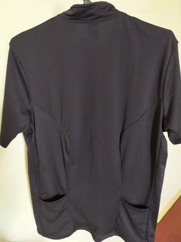 Camisa ciclista preta - Foto 2