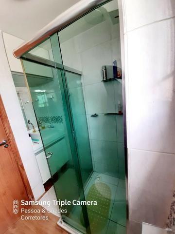 Apartamento 2 Quartos 1 Vaga 49 m² com Lazer Móveis Planejados Aceita Permuta - Foto 15