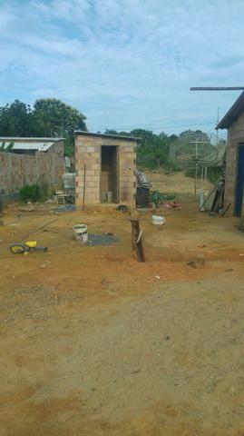 Lote com casa agua e energia - Foto 3