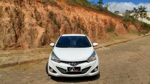Hyundai HB20s 1.6 Premium Aut Branco Completo - Foto 14