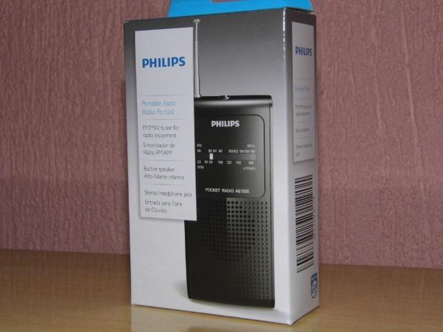 Philips am/fm novo na caixa viva o tempo em que escutavamos tudo no radio - Foto 2