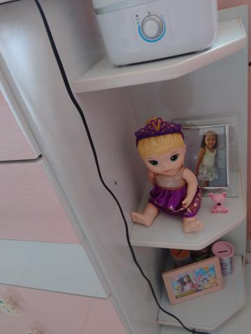 Comoda Infantil Feminina - Foto 4