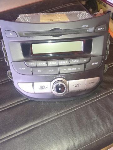 Rádio do HB 20