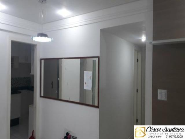 Alugo apartamento 3/4 no Stiep   90 m²  Aluguel R$2.260,00 com taxas - Foto 3