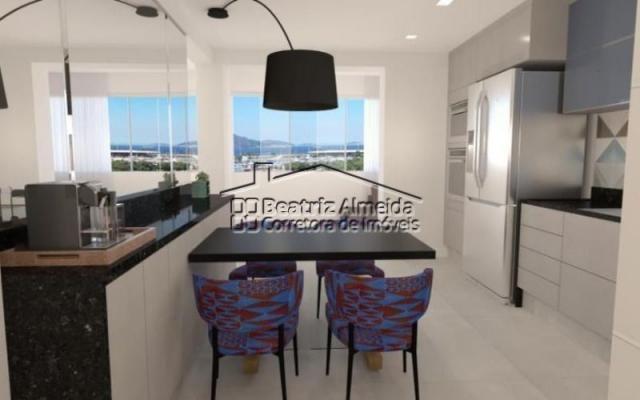 Lindo AP na Gloria (todo reformado), 2 qts suites, área de serviço - Foto 5