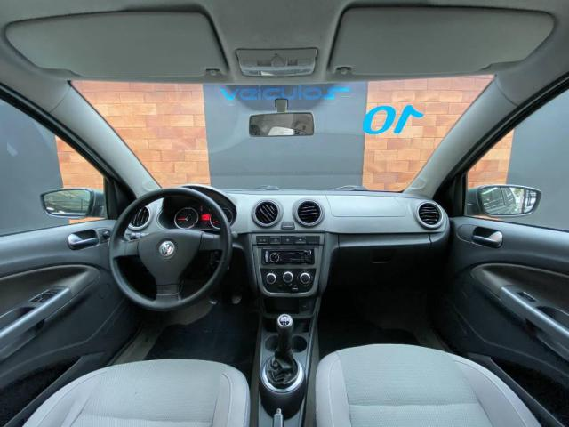 Volkswagen Voyage 1.6 MI COMFORTLINE 8V FLEX 4P MANUAL - Foto 10