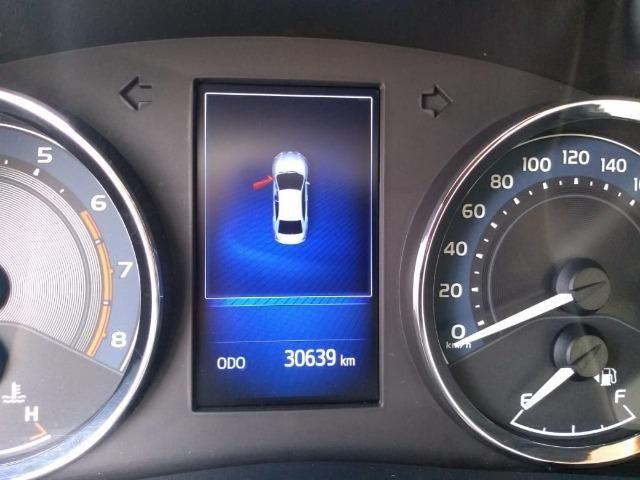 Toyota Corolla 2.0 XEI 2017/2018 apenas 31000km - Foto 8