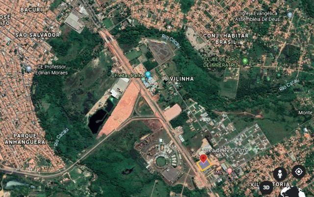 Área de 14.000m2 Na Br 010, em Frente ao Parque De Exposições De Imperatriz - Foto 2