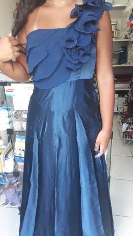 Vendas de vestido de festa semi novos