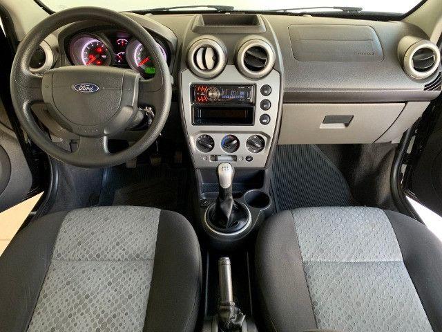 Ford Fiesta 1.0 8v 2014 único dono com ABS + Air bag duplo - Foto 9